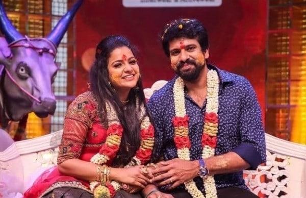 VJ Chitra Husband Hemananth