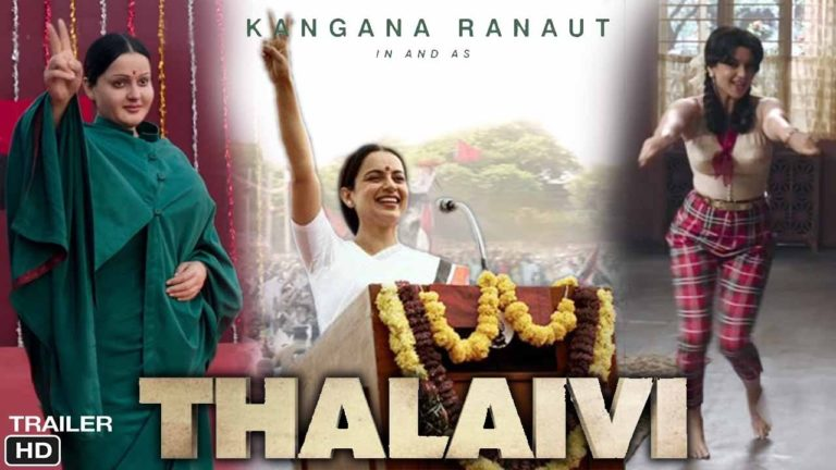 Thalaivi Movie 2021
