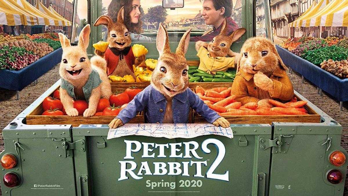 Peter Rabbit 2 Movie