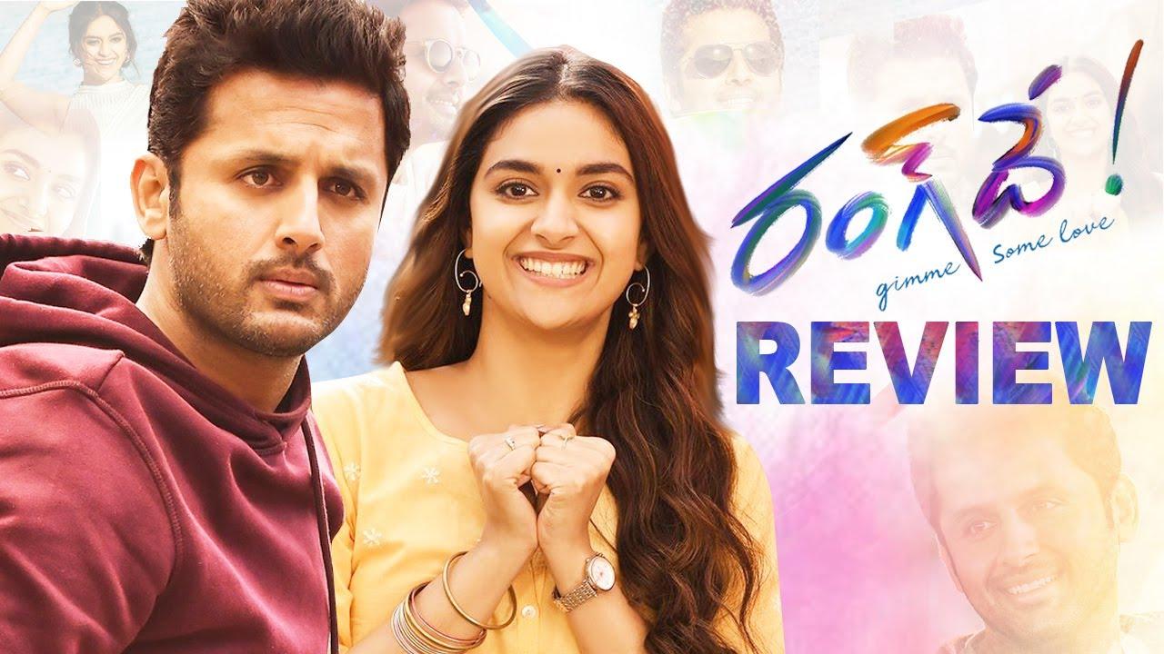 Rang De Movie Download tamilrockers
