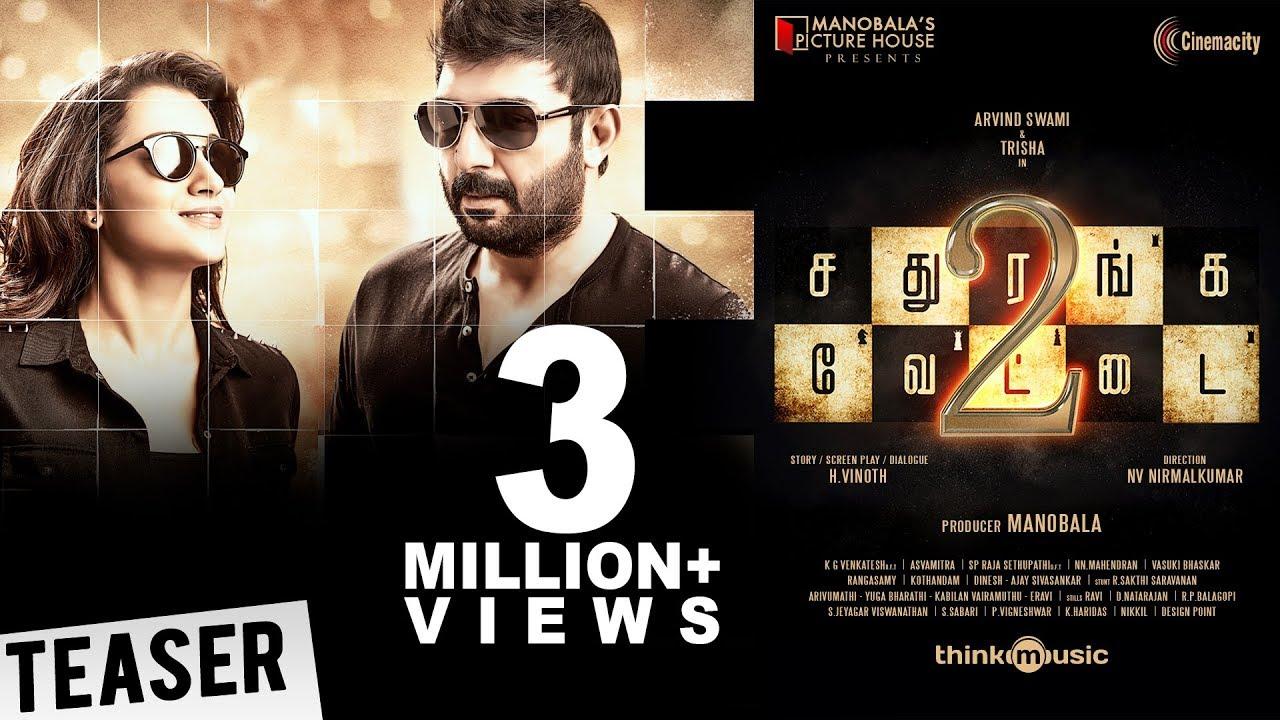 Sathuranga Vettai 2 Movie Download