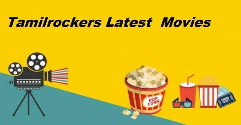 Tamilrockers latest movies 2021