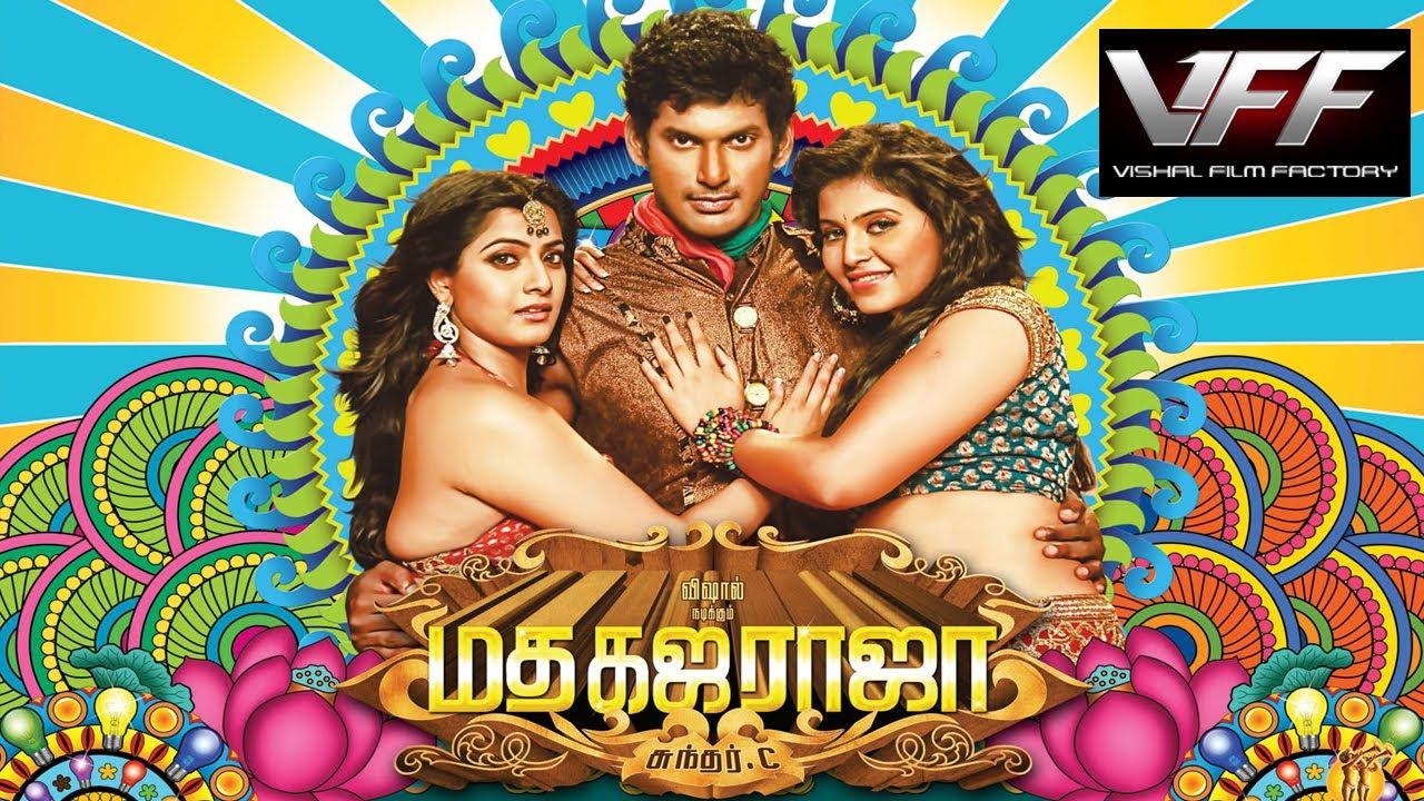 Madha Gaja Raja Movie Download