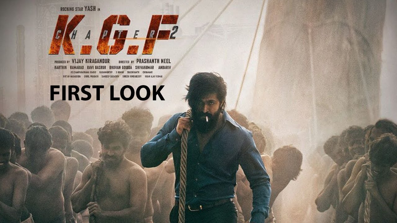 KGF Chapter 2 Tamil movie download