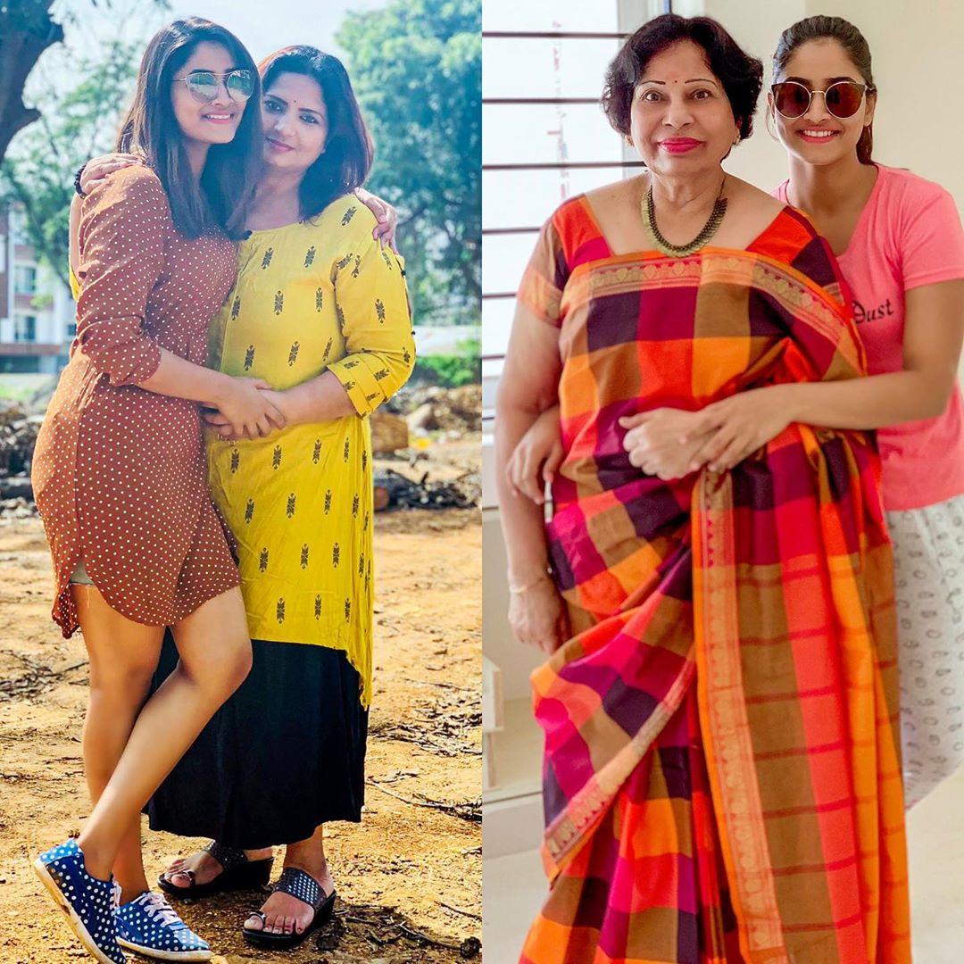 Shivani Family Photos