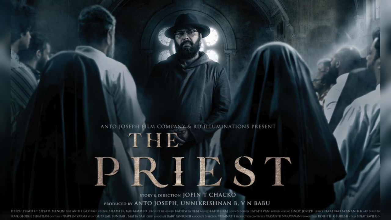 The Priest Movie Release Date