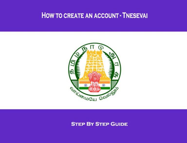 tnesevai account registration