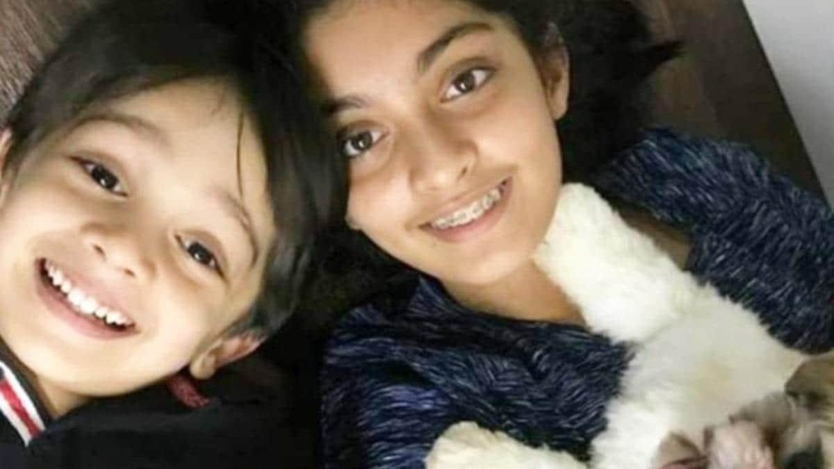 Ajith Kumar Son and Daughter Photos