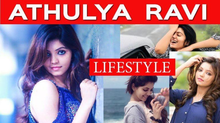Athulya Ravi Wiki, Age, Movies